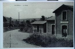 RETONVAL- La Gare. - France