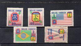 BRESIL 1945 * - Unused Stamps
