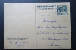Netherlands Indies : Old Briefkaart JAPARA To SEMARANG (1.5.41) - Netherlands Indies