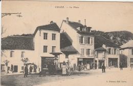 CPA : CULOZ  La Place - Frankreich