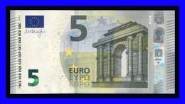 """5 EURO """"UA""""FRANCE Firma DRAGHI U002 A1 CH 01   SEE SCAN!!!! - EURO"""