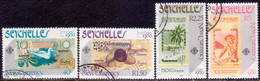 SEYCHELLES 1980 SG #468-71 Compl.set Used  London 1980 - Seychelles (1976-...)