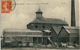 LEZ-DOUAI -- FOSSE  N° 5  DES  MINES  L'ESCARPELLE - France