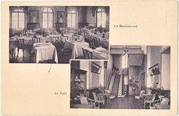 05. BRIANCON. Grand Hôtel. Le Restaurant Et Le Hall - Briancon