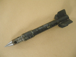 Grenade à Fusil D'exercice Fumigène Polonaise - Equipement