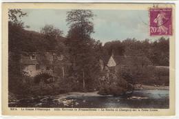 FRESSELINES  -  Le Moulin De Champroy  -  Ed. MFA, N° 1029 - Sonstige Gemeinden