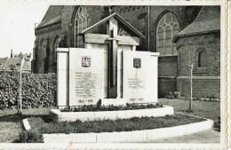 Zeebrugge  Monument Morts Des Guerres - Zeebrugge