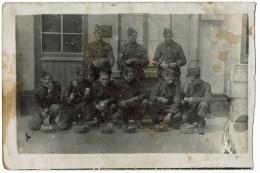 Soldat - Personnages
