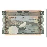 Yemen Democratic Republic, 10 Dinars, 1984, KM:9b, NEUF - Yémen