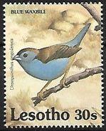 Lesotho - 1992 - MNH - Blue Waxbill (Uraeginthus Angolensis) - Zangvogels