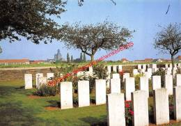 Messines Ridge Cemetery - Mesen - Mesen