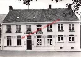 Gemeentehuis - Wingene - Wingene
