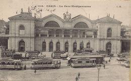 PARIS 15EME - Gare Montparnasse - District 15