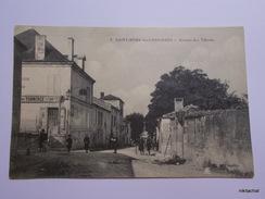 SAINTE MEME LES CARRIERES-Avenue Des Tilleuls - Francia