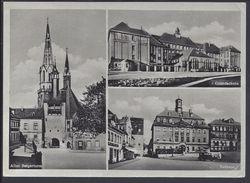 "ALLEMAGNE - Carte Postale ""Burgstadt I Sa"" Multivues - Ed. Erhard Neubert - B/TB - - Burgstaedt"