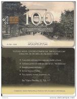 MOLDOVA - Aleia Principala, Moldtelecom Telecard 100 Units, Tirage 31750, 12/05, Used - Moldova