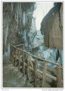 "Treviso Fregona "" All ' Antico Mulino "" Grotte Calieron "" - Camminamento Interno. - Treviso"