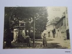 MORESTEL-Place Des Halles - Morestel
