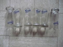 Lot De 6 Anciens Verres CASANIS - Apéritif - Glasses