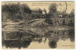 PEYRAT LA NONIERE - Le Château De La Vaureille -  Ed. Luquet, N° -- - Francia