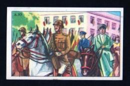 CIBON - SERIE I - N° 10 - RENTREE DU ROI ALBERT A BRUXELLES, LE 22 NOVEMBRE 1918 - Sonstige