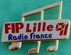 Y..368.).....MEDIAS..RADIOS...//..............FIP  ...LILLE......RADIO  FRANCE - Andere