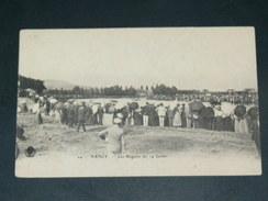 NANCY   1910   REGATES DU 14 JUILLET   CIRC  EDIT - Nancy