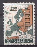Saint-Marin 1967 Mi.nr.:890 Europa  OBLITÉRÉS / USED / GESTEMPELD - Saint-Marin