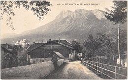 74. LE NANTY Et Le Mont Orchet. 998 - France
