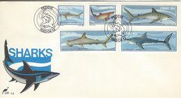 Ciskei. Mic 38-42. Sharks  On Fdc. 1983.   # 275 # - Ciskei