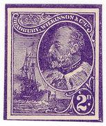 (I.B) Cinderella : Bradbury, Wilkinson & Co - Edward VII Essay 2d - 1902-1951 (Kings)