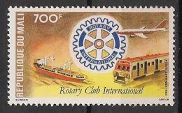 Mali - 1983 - Poste Aérienne PA N°Yv. 472 - Rotary - Neuf Luxe ** / MNH / Postfrisch - Mali (1959-...)