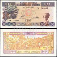 Guinea - 100 Francs 2012 UNC - Guinea