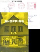 "AK  ""Elektrizitätswerk Altdorf""  (Freistempel SQS)           2002 - Storia Postale"