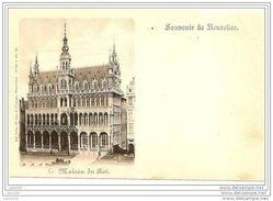 BRUXELLES ..--  Nels 1 , N° 25 . La Maison Du Roi . - Monumenten, Gebouwen