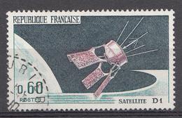 FRANCE 1966  Mi.nr: 1539 Start Des Satelliten D1  Oblitérés-Used-Gestempeld - France