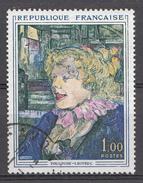 FRANCE 1965  Mi.nr: 1504 Gemälde  Oblitérés-Used-Gestempeld - France