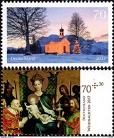 Germany - 2017 - Christmas - Mint Stamp Set - [7] Repubblica Federale