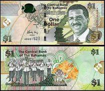 Bahamas Islands - 1 Dollar 2015 UNC - Bahamas