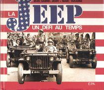 JEEP DEFI AU TEMPS ARMEE AMERICAINE LIBERATION US ARMY 1944 - 1939-45
