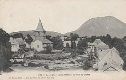 63 - LACHAMPS - Le Puy De Dôme - Frankrijk