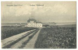 Insel Poel Kurhaus Rückansicht 1910 - Germany