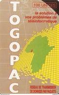*TOGO* - Scheda Usata - Togo