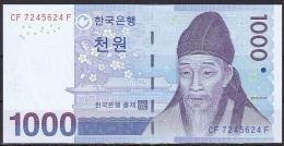 Korea/Republic:- 1000 Won/P.54 (2007):- UNC - Korea (Süd-)