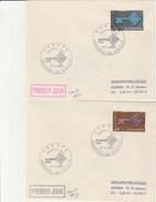 EUROPA  ANDORRE N° 188/189  ANNEE 1968 - Europa-CEPT
