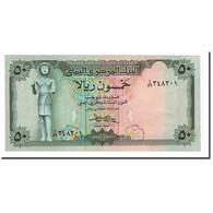 Yemen Arab Republic, 50 Rials, 1973, KM:15b, SPL+ - Yémen