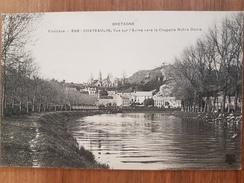 Chateaulin.vue Sur L'aulne .MTIL 898 - Châteaulin