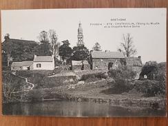 Chateaulin.l'etang Du Moulin.MTIL 879 - Châteaulin
