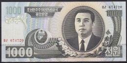 Korea/D.P.R.K:- 1000 Won/P.45b (2006):- UNC - Korea, North