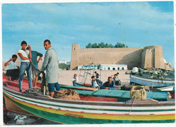 Hammamet, La Kasbah, 1976 Postcard - Tunisia
